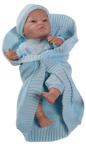 paola reina Muñeca bebe