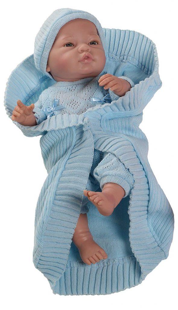 Muñeca bebe paola reina