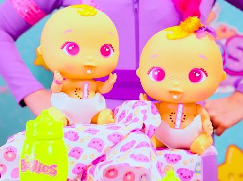 Mimi Miao Willy Woof gemelos