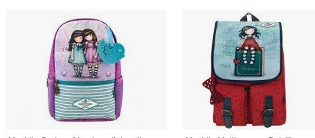 mochilas sontoro london