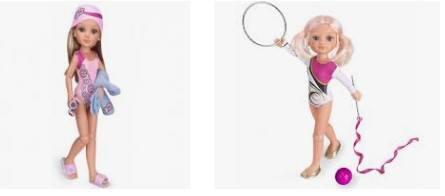 dos modelos de nancy sport