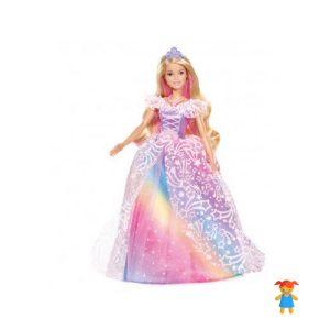la muñeca barbie