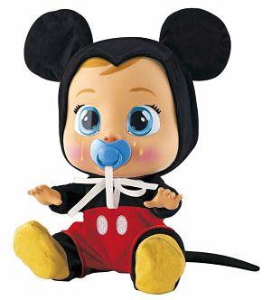bebe llorón Mickey