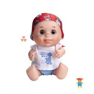 muñeco baby pelon contra el cancer
