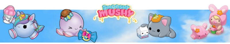 Smooshy Mushy banner