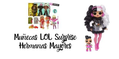 lol surprise hermanas mayores